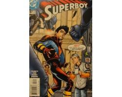 Комиксы Супербой