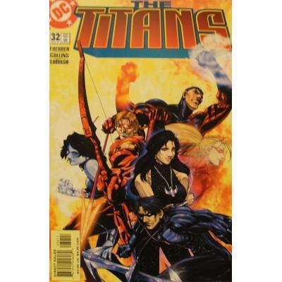 Комиксы Титаны