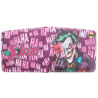Кошелек Джокер из комиксов