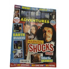Журнал BBC Doctor Who Adventure выпуск 162