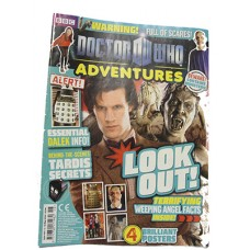 Журнал BBC Doctor Who Adventure выпуск 165