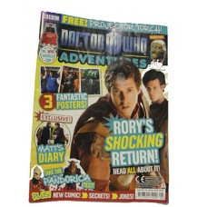 Журнал BBC Doctor Who Adventure выпуск 171