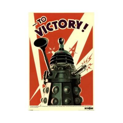 Плакат Далек: К Победе