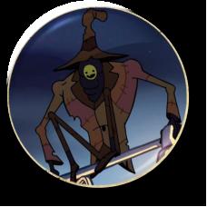 Значок Саммервинский Ловкач