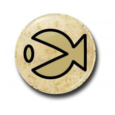 Значок Символ Стэна Пакман на Пергаменте