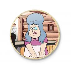 Значок Ленивая Сьюзан