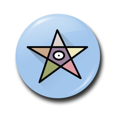 Значок Символ Малыша Гидеона