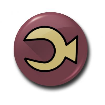 Значок Символ Стэна Полумесяц