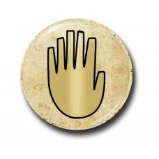 Значок Символ Форда на Пергаменте