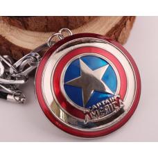 Кулон Щит Капитана Америка