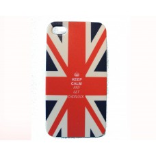 Чехолдля iPhone 4/4s  Britain для iPhone 4/4s