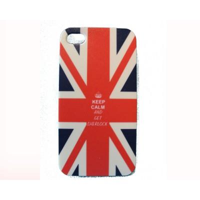Чехолдля iPhone 4/4s  Britain для iPhone 4/4s