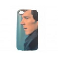 Чехол для iPhone 4/4s Cumberbatch